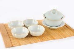Чай делая комплект Стоковые Фотографии RF