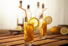 чай ледяного острова длинний Стоковые Изображения RF