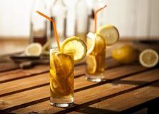 чай ледяного острова длинний Стоковые Изображения