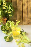 Чай известки Стоковое Изображение RF