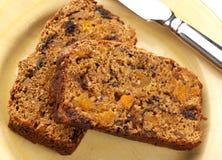 чай имбиря плодоовощ хлеба Стоковые Фотографии RF