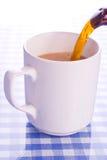 чай кружки Стоковые Фотографии RF