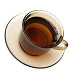 чай крышки Стоковая Фотография RF