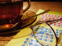 чай крышки Стоковое Изображение RF