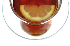 чай лимона Стоковые Фотографии RF