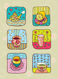 чай лимона Стоковое Изображение