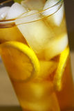 чай льда напитка Стоковая Фотография