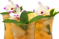 чай льда стоковые изображения