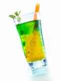 чай мангоа boba Стоковые Фотографии RF