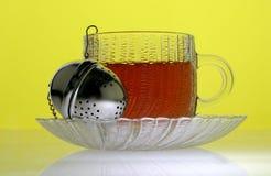 чай металла infuser стоковые фото