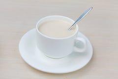 чай молока Стоковая Фотография