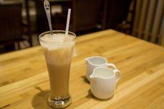 чай молока Стоковое Изображение RF