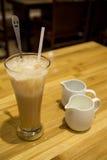 чай молока Стоковые Изображения RF