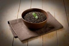 чай мяты сырцовый Стоковое Фото