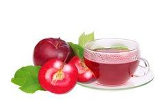 Чай от яблока Стоковые Фотографии RF