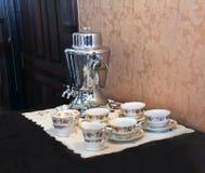 чай партии стоковое изображение rf