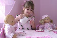 чай партии Стоковое Фото
