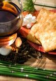 чай печениь Стоковые Изображения RF