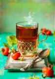 Чай плода шиповника Стоковое фото RF