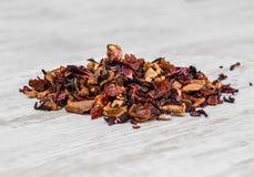 Чай плодов стоковое фото