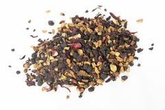чай плодоовощ ягоды стоковое фото rf