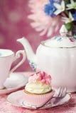 чай после полудня Стоковое Изображение RF