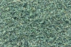чай предпосылки зеленый стоковая фотография rf