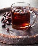 Чай плода шиповника Стоковые Изображения