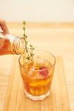 Чай плодоовощ Стоковое Изображение RF