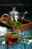 Чай Розмари стоковое фото rf
