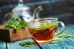 Чай Розмари стоковое изображение rf