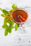 Чай розового бедра Стоковое Изображение RF