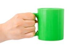 чай руки чашки стоковые фото