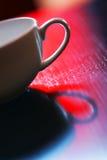 чай салона Стоковое Изображение