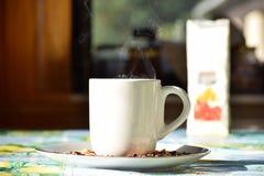 Чай свободных лист Стоковое Изображение