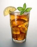 Чай со льдом стоковое изображение