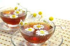 чай стоцвета цветений травяной Стоковая Фотография