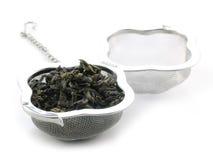 чай стрейнера Стоковые Фото