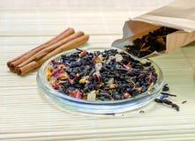 Чай с ягодами goji Стоковые Изображения
