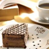 чай торта Стоковые Фотографии RF