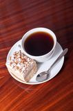 чай торта Стоковое Изображение
