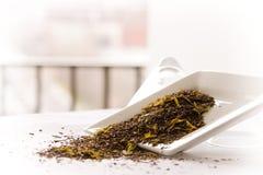 чай улицы бербона Стоковые Изображения