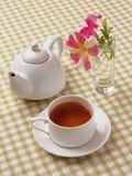 Чай утра Стоковые Фотографии RF