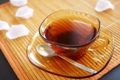 чай утра Стоковые Изображения RF