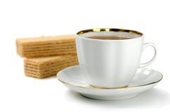 чай утра Стоковое Изображение
