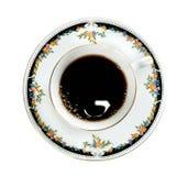 чай фарфора чашки горячий изолированный Стоковое Изображение RF