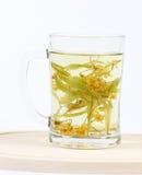Чай цветка известки Стоковое фото RF
