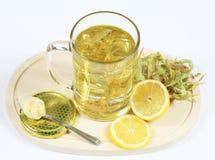 Чай цветка известки Стоковые Фотографии RF