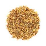Чай цветка османтуса Стоковые Изображения RF