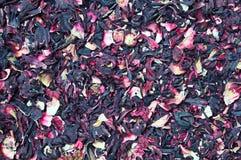 чай цветка предпосылки Стоковая Фотография